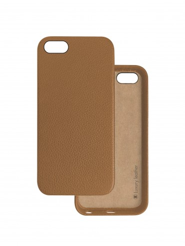 COQUE IPHONE 5/5S/SE EN CUIR DE LUXE EXCLUSIVE CASE GOLD