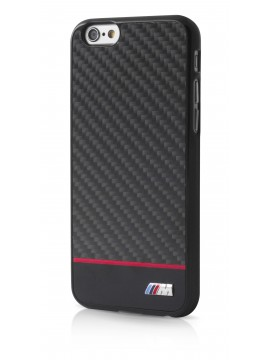 COQUE RIGIDE BMW M SPORT SIGNATURE COLLECTION CARBONE IPHONE6/6S