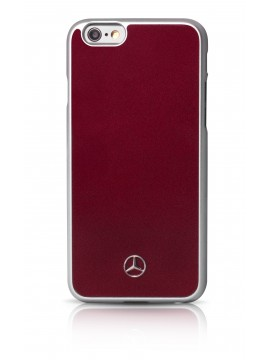 COQUE RIGIDE ROUGE MERCEDES COLLECTION DYNAMIC LINE IPHONE 6/6S