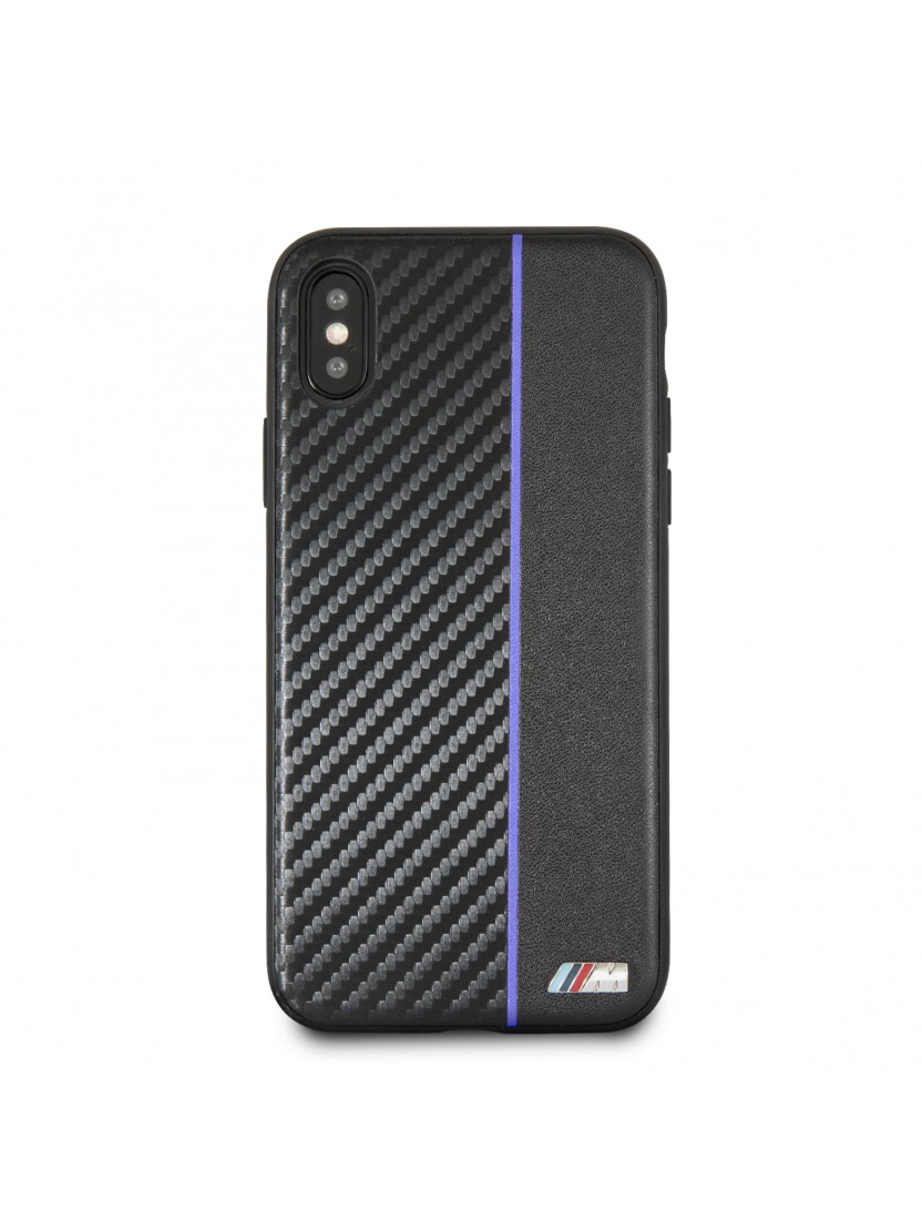 coque iphone x bmw carbone
