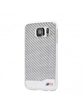 COQUE RIGIDE BMW COLLECTION CARBONE ARGENT