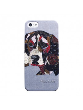 COQUE RIGIDE PAUL AND JOE PATCHWORK DOG