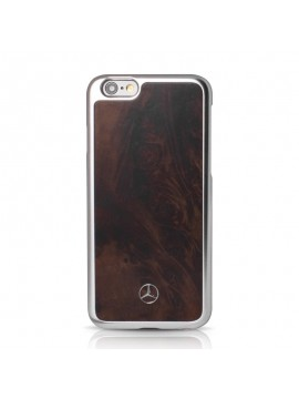 COQUE RIGIDE MERCEDES BOIS COLLECTION NATURAL LINE