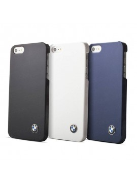 COQUE RIGIDE BMW METALLIC FINISH NOIR
