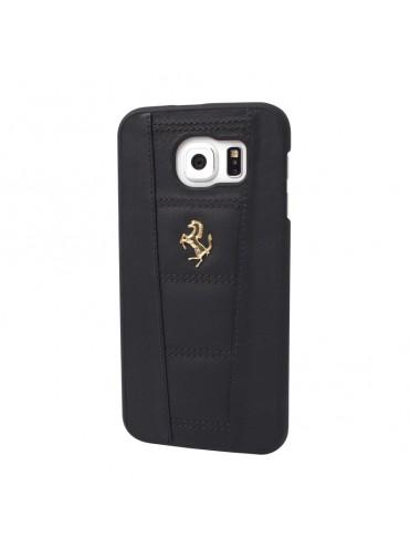 Coque Apple Case Cuir Pour Iphone  And S Noire