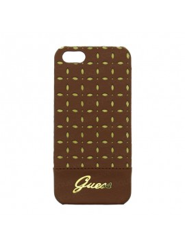 COQUE RIGIDE GUESS GIANINA COGNAC