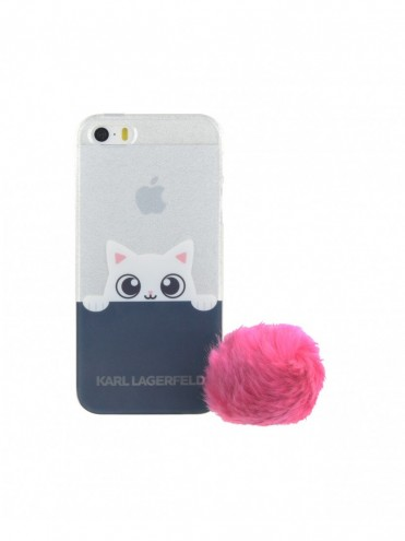 coque iphone 5 karl lagerfeld