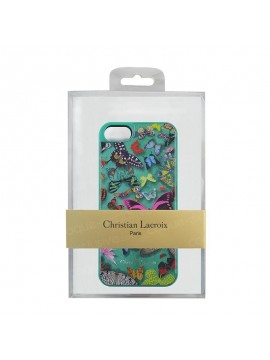 COQUE RIGIDE CHRISTIAN LACROIX BUTTERFLY PARADE VERT